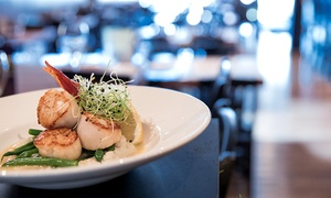 King Street Trio Uptown: Fine Dining and Drinks at King Street Trio Uptown for Two (50% Off).