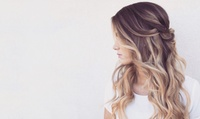 Wash, Blow-Dry and Conditioning with Full Head of Colour or Half Head of Highlights at Paul Henri (Up to 76% Off)
