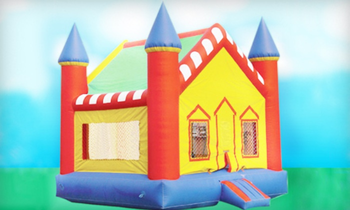 Big House of Bounce LLC - Baltimore: Six-Hour Mini- or Standard-Bounce-House Rental from Big House of Bounce LLC (Up to 56% Off)