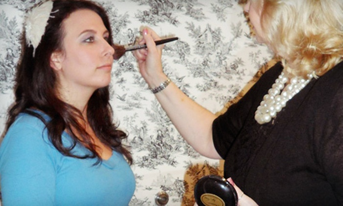 Nuance by Nan Cosmetics - Bayonne: $25 for a Makeup Application at Nuance by Nan Cosmetics (Up to $50 Value)