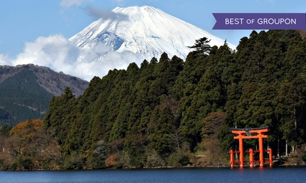 Groupon Deal: ✈ 8-Day Tour of Japan with Airfare from Affordable Asia Tours. Price/Person Based on Double Occupancy.