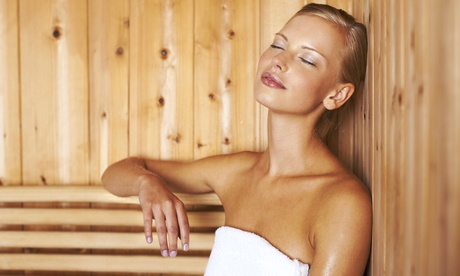One, Three, Five, or Ten Infrared Sauna Sessions for One or Two People at Edmond Cryotherapy (Up to 50% Off) ad6658d6-fe52-459b-8655-e18dce7f00a9