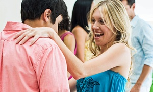 Top Hat Dance Studio: 6, 12, or 18 Group Dance Classes at Top Hat Dance Studio (Up to 77% Off)