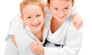 SuperDojo: One-Week Karate Summer Camp or 10 or 20 Martial Arts Classes at SuperDojo (Up to 85% Off)