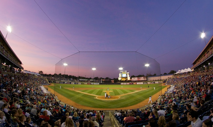 Lake County Captains - Classic Park: Lake County Captains Game with Food for One or Four at Classic Park on April 12–17 (Up to 37% Off). Six Games Available.