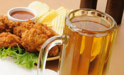 $10 for $20 Worth of Sports-Bar Food — No Name Saloon