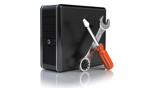 VicTech.ca: Computer-Repair Services or Complete System Tune-Up at VicTech.ca (Up to 51% Off)