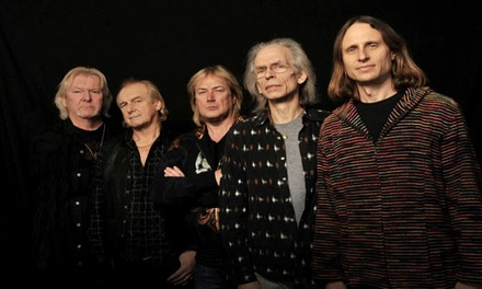 Yes and Toto at Cynthia Woods Mitchell Pavilion on August 25 at 7:30 p.m. (Up to 58% Off)