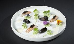 La cuisine d'un gourmand: Menu Surprise gastronomique en 4 services pour 2 personnes à 59,99€ au restaurant La Cuisine d'un Gourmand