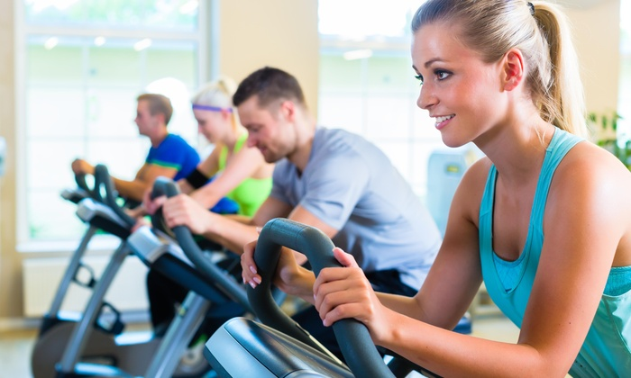 Marcel's Total Fitness and Athletics - Tucson: Up to 78% Off Indoor Spinning Classes at Marcel's Total Fitness and Athletics
