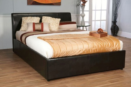 Groupon Small Double Ottoman Bed