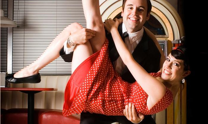 Hepcat Studio Swing dance company - Exchange District : Six-Week Swing-Dance Class for One or Two at Hepcat Studio (Up to 51% Off)