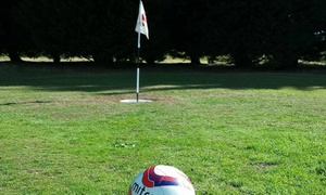Adventure Learning Foundation: 18 Holes of Footgolf For Two (£8) or Four (£15) People with Adventure Learning Foundation (Up to 46% Off)