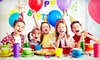Meadowlands Athletic Club - Lyndhurst: Sports Birthday Party with Snacks and Drinks for Up to 10 or 15 Kids at Meadowlands Athletic Club (Up to 54% Off)