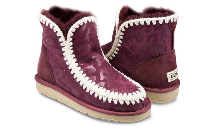 d59f14650cf Ozwear Eskimo UGG Boots | Groupon