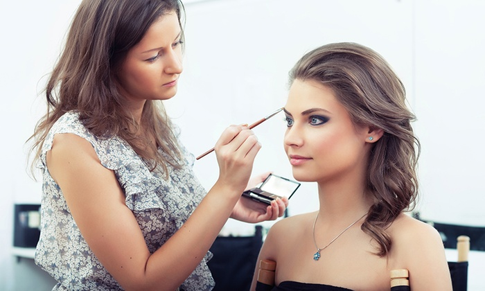 Skin GLO Studio - The Groves: $27 for Makeup Application for Special Events and Prom at Skin GLO Studio ($55 Value)