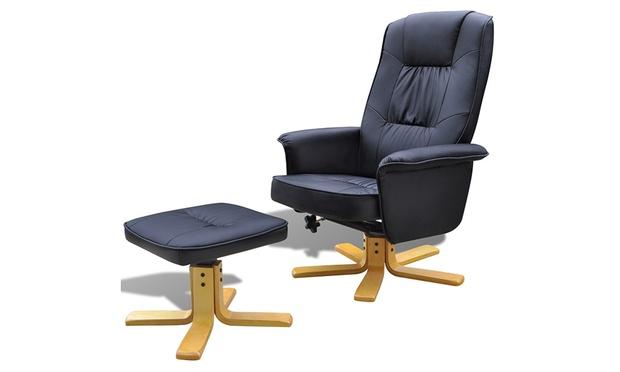 Comfortabele fauteuil groupon goods - Comfortabele fauteuil ...