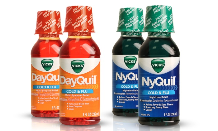 can you take nyquil with alcohol