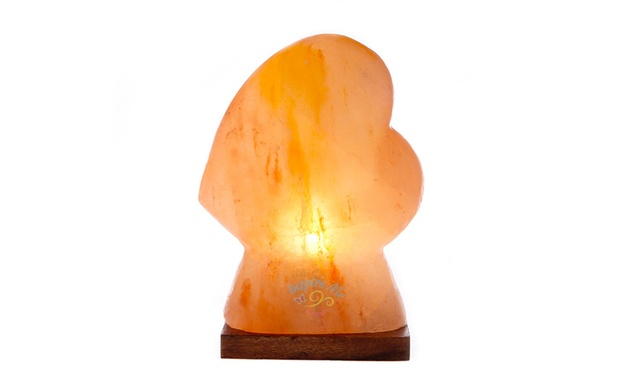 3-4kg Himalayan Salt Lamp Groupon Goods