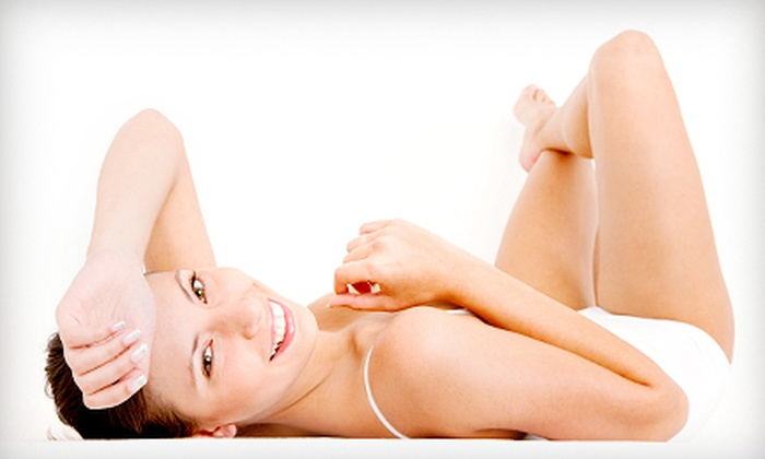 Essence Day Spa - Sunset: Eight Laser Hair-Removal Treatments on a Small, Medium, or Large Area at Essence Day Spa (Up to 91% Off)