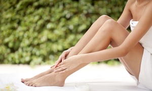 Athena Salon and Spa: Six Laser Hair-Removal Treatments On Small, Medium, or Large Area at Athena Salon and Spa (Up to 74% Off)