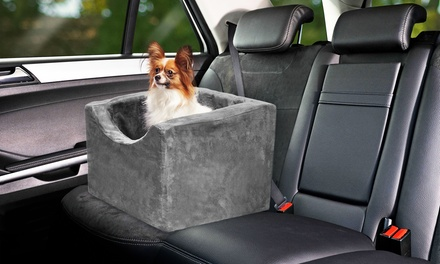 Car Booster Seat For Dogs Groupon Goods