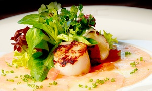 Restaurant Nordlicht: Frühlingshaftes 4-Gänge-Menü für 2 oder 4 Personen im Restaurant Nordlicht (bis zu 58% sparen*)