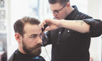 Beauty spas deals coupons groupon for The barbershop a hair salon for men