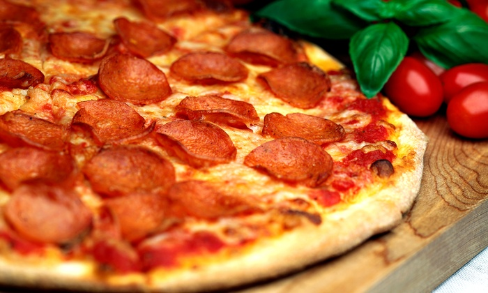 Firestone Pizza - Glastonbury: $15 for a Pizza Meal for Lunch or Dinner at Firestone Pizza ($28 Value)