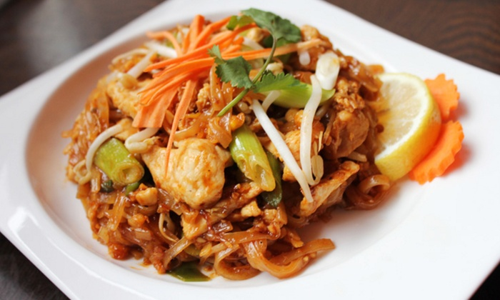 Thai Kitchen little thai kitchen - new york, ny | groupon