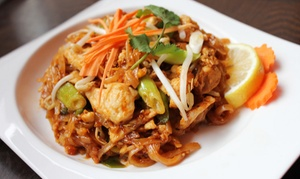 Little Thai Kitchen: BYOB Thai Cuisine at Little Thai Kitchen (Up to 40% Off). Four Options Available.