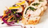 Italienisches 5-Gänge-Gourmet-Menü für 2 oder 4 Personen im Ristorante Pino (bis zu 45% sparen*)