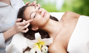 Hair Corner: 60 or 90 Minute Pamper Package Including Soothing Facial and Indian Head Massage at Hair Corner (Up to 60% Off)