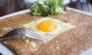 French Waffle: Galettes, crêpes ou gaufres avec boissons pour 2 ou 4 personnes dès 19,50 € chez French Waffle