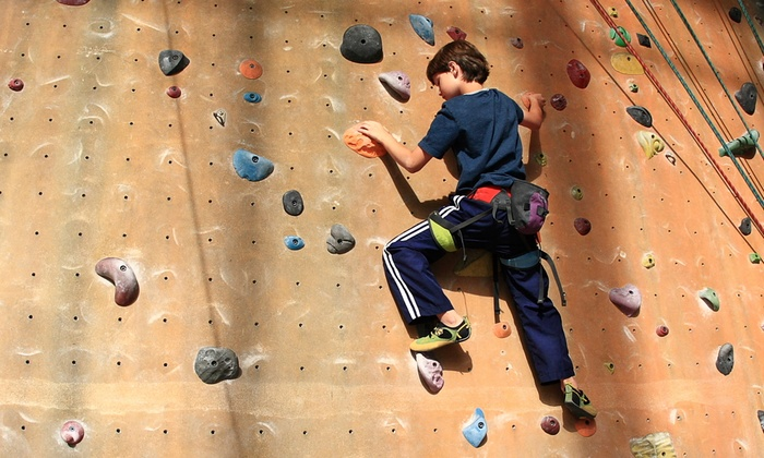 Adventure Rock Indoor Climbing Gym - Adventure Rock Indoor Climbing Gym: $42 for Five Indoor Rock-Climbing Visits at Adventure Rock Indoor Climbing Gym ($80 Value)