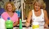 Thirsty Palette - Overland Park: Sip and Paint Class for Two or Four at Thirsty Palette (Up to 51% Off)