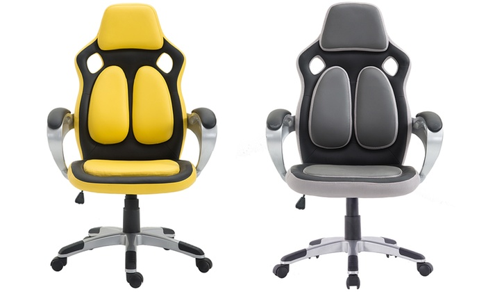 grey-yellow-gaming-chair