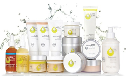 $22 for $45 Worth of Organic Beauty Products from Juice Beauty
