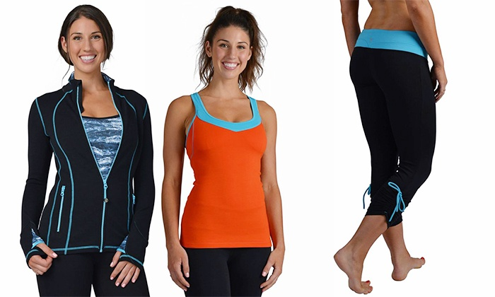DYLN Inspired - Costa Mesa: Athletic Apparel at DYLN Inspired (Up to 51% Off). Two Options Available.