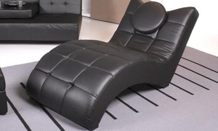 Möbel Kasper: Relaxliege aus der NEW LOFT-Kollektion von Kasper Wohndesign in einer von fünf Farben für 199 €