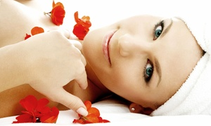 Alleviating Whispering Waters Day Spa: One or Two 30-Minute Pumpkin or C-Vitality Peels at Alleviating Whispering Waters Day Spa (50% Off)