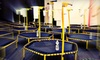 Jumping Lifestyle - Tribeca: Three or Five Jumping Fitness Classes at Jumping Lifestyle (Up to 69% Off)