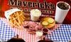 Maverick's Real Roast Beef Restaurant - Como Park: Sandwiches and More at Maverick's Real Roast Beef Restaurant (Up to 44% Off)