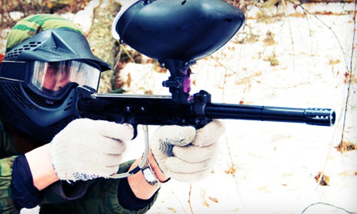 Paintball Country - Liberty Twp: Paintball Outing for Two or Four at Paintball Country (Half Off)