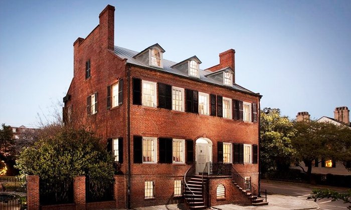 Davenport House Museum - Downtown Savannah: Two or Four Tickets to Davenport House Museum (Up to 53% Off)