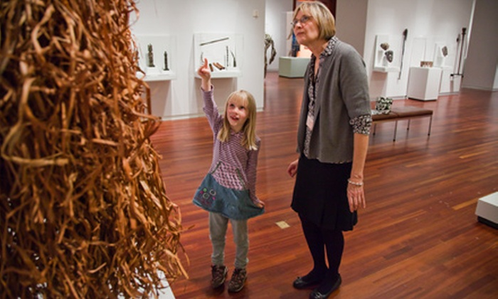Utah Museum of Fine Arts - University: Admission for Two Adults or Family of Up to Five to Utah Museum of Fine Arts (Up to 57% Off)