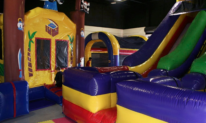 Castaway Play Cafe - Howell: Gaming and Food Package for Two or Four at Castaway Play Cafe (Up to 53% Off)