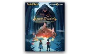 TEATROLANDIA: Hansel & Gretel e il Maleficio della Foresta Nera, il 7 e  l'8 maggio al Teatro della Luna di Assago (sconto 52%)