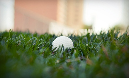 Unlimited Golf with Cart on a Weekday or Weekend for One or Two at Treynor Recreation Area (Up to 60% Off)