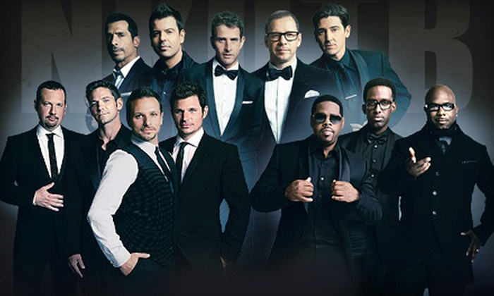 The Package Tour: New Kids On The Block With Guests 98° & Boyz II Men - Barclays Center - Sports & Entertainment: The Package Tour: New Kids On The Block With Special Guests 98° and Boyz II Men on June 16 (Up to $70.85 Value)
